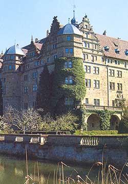 Wasserschloss Neuenstein